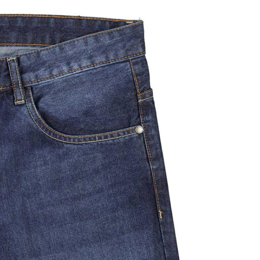 pantalon jean oscuro regular